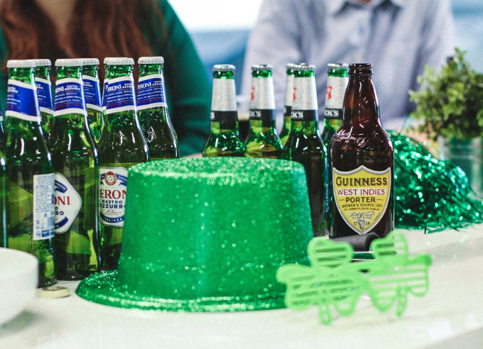 St. Patrick's Day at Net Affinity